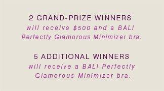 2 grand-prize winners; 5 additional winners