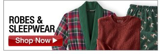 robes and sleepwear - click the link below