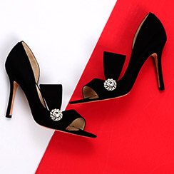 The Little Black Heel