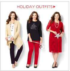 Shop This Season's Holiday Outfits