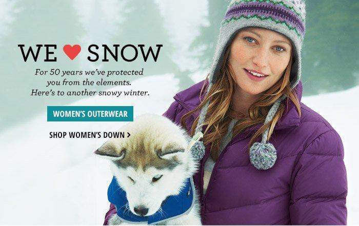 We <3 Snow - Women's Outerwear
