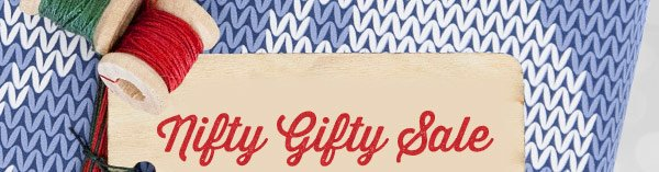 Nifty Gifty Sale