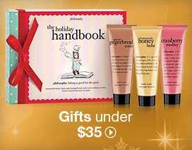 Gifts under $35