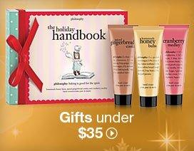 Gifts under $35
