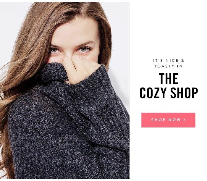 The Cozy Shop - Shop Now