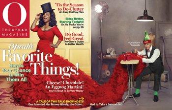 Oprah Magazine Vera Wang
