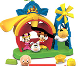 24.99 Disney Mickey Mouse & Friends Barnyard Farm playset by Fisher-Price. reg. 49.99 SHOP NOW