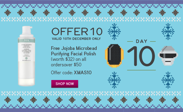 Free Jojoba Microbead Purifying Facial Polish*