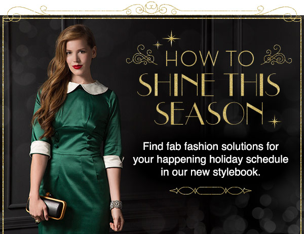 How To Shine This Season
