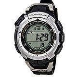 Casio PAW1300-1V Men's Pathfinder Atomic 100M WR World Time Watch