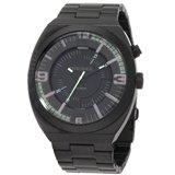 Diesel DZ1415 Men's NSBB Black Dial Black Ion Plated Stainless Steel Quartz Watch