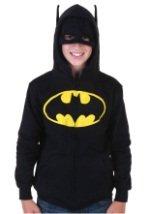 Kids Batman Logo Costume Hoodie