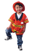 Boys Fire Fighter Role Play Set