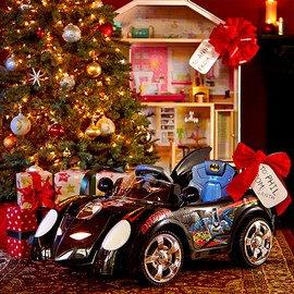 Santa's Workshop Collection