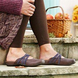 Orthaheel & Dr. Andrew Weil Footwear