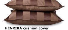 HENRIKA cushion cover | member price $4/ea