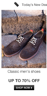 Men's Classic Footwear