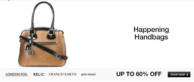 Happening Handbags