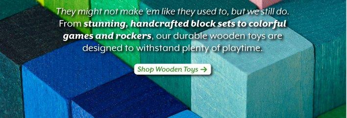 Shop  Wooden Toys