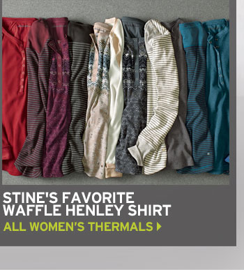 Shop Women's Thermals