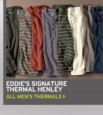 Shop Men's Thermals