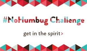 #nohumbug - get in the spirit