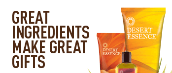 Great Ingredients make great gifts
