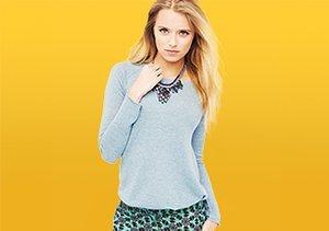 Under $89: Crewneck Sweaters