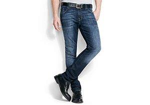 Modern Update: Slim Fit Jeans