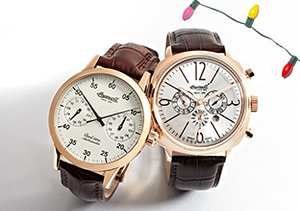 Shine On: Watches, Cufflinks & More