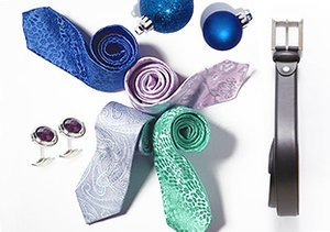 Party Ready: Belts, Ties & More