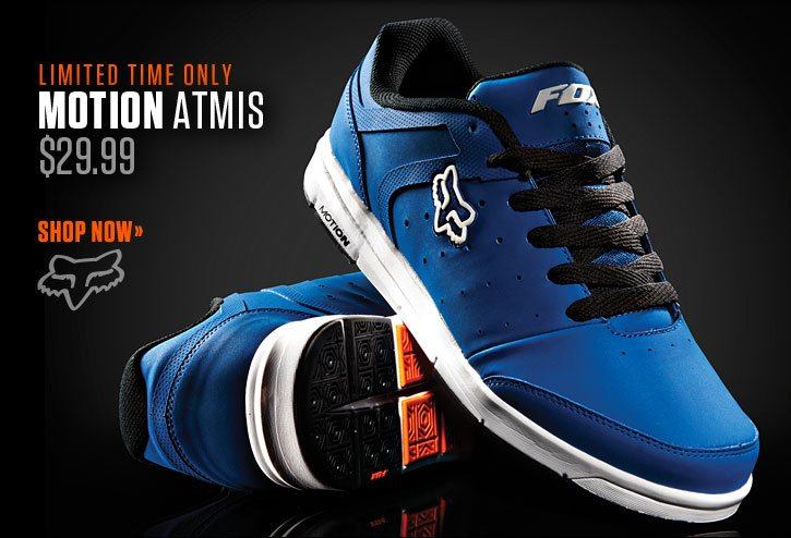 Motion Atmis Shoe | $29.99 For A Limited Time