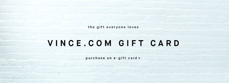 The Gift Everyone Loves - purchase an e-gift card