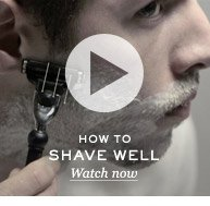 How To: Shave Well. Watch now