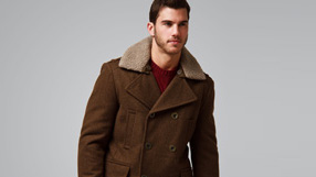 Men's Designer Coats under $100