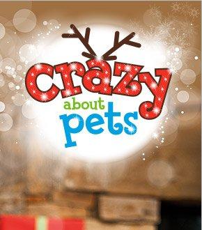 Crazy about Pets