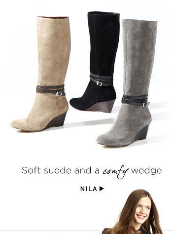 Wear them every day: Shop Nila