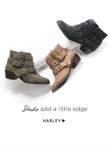 Wear them every day: Shop Harley