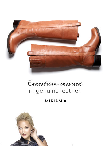 Wear them every day: Shop Miriam