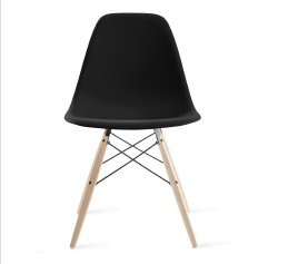EAMES® MOLDED PLASTIC SIDE CHAIR | IN STOCK