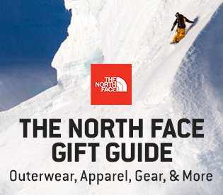The North Face Gift Guide