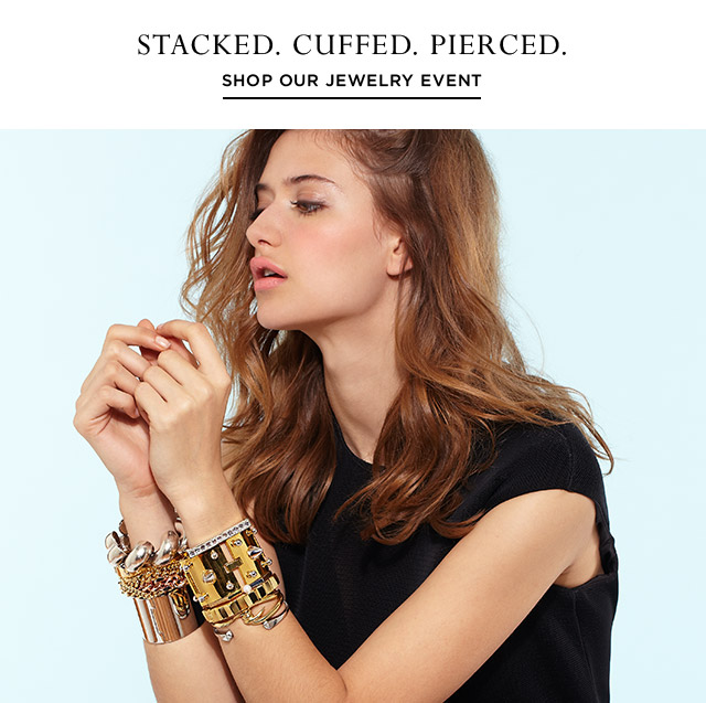Shop Our Jewelry Event