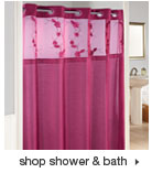 Shop Shower and Bath