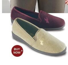 Buy the Velour Slippers