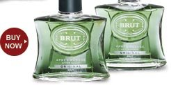 Buy the Brut Aftershave