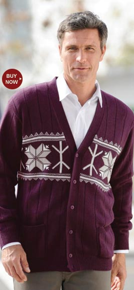 Buy the Pattern Cardigan