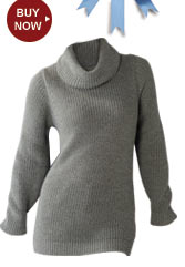 Buy the Cowl Neck Sweater