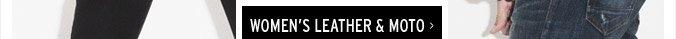 Women's Leather & Moto