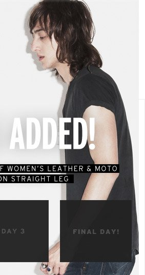 New Styles Added!