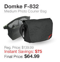 Domke F-832 Medium